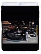 Maserati Gransport Duvet Cover
