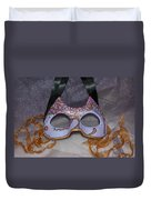 Mask 2 Duvet Cover