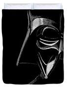 Masked Empire Duvet Cover