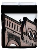 Masonic Gothic Duvet Cover