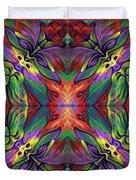 Masqparade Tapestry 7f Duvet Cover