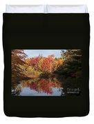 Massachusetts Color Duvet Cover