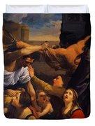 Massacre Of The Innocents 1611 Duvet Cover