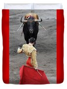 Matador Jose Maria Manzanares II Duvet Cover