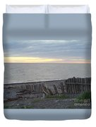 Matane In The Morning... Duvet Cover