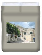 Matera's Colorful Laundry Duvet Cover
