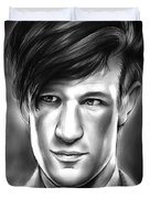Matt Smith Duvet Cover