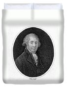 Matthew Boulton, English Manufacturer Duvet Cover