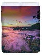 Maui Beauty Duvet Cover