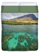 Maui Landscape Duvet Cover