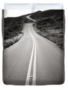 Maui Road Duvet Cover