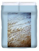 Maui Shore Bubbles Duvet Cover