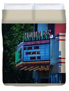 Maumee Movie Theater I Duvet Cover