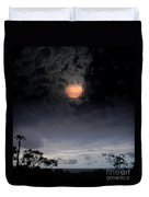Maunaleo Journey With Spirit Duvet Cover
