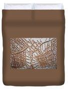Maura And Dora - Tile Duvet Cover
