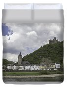 Maus Castle 14 Duvet Cover