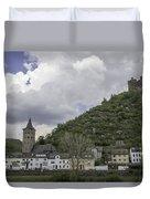 Maus Castle 15 Duvet Cover