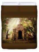 Mausoleum  Duvet Cover