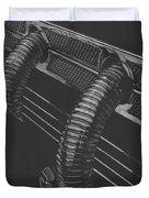 Maximal Minimalist 1935 Cord Duvet Cover