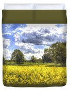 May Farm Art Duvet Cover