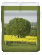 May Fields Duvet Cover