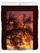 May One Sunset Duvet Cover