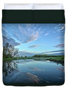 May Reflections Duvet Cover