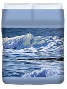 May Wave Duvet Cover