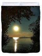 May You Shine Like The Sun Duvet Cover