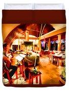 Maya Sari Asiatique Duvet Cover by Lanjee Chee