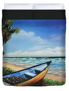 Mayaro Beach Duvet Cover
