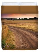 Mazzy Road Duvet Cover