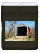Mcallister's Bridge Duvet Cover