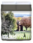 Mcclellans Gate Duvet Cover