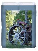 Mccormic Deering Farm Tractor   # Duvet Cover