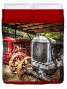 Mccormick Deering Tractors II Duvet Cover