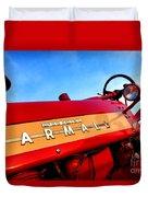 Mccormick Farmall 450 Duvet Cover
