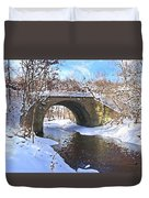 Mcgowan Bridge Duvet Cover