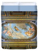 Mcgraw Rotunda Mural Duvet Cover