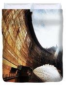 Mckays Dam Waterjet Duvet Cover