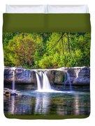 Mckinney Falls Duvet Cover