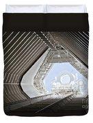 Mcmath-pierce Solar Observatory Duvet Cover
