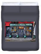 Mcsorley's  In Color Duvet Cover