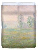Meadows In Giverny Duvet Cover