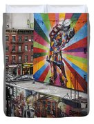 Meatpacking District Nyc Duvet Cover