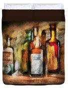 Medicine - Syrup Of Ipecac Duvet Cover