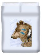 Medicine Bear Duvet Cover