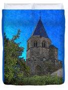 Medieval Bell Tower 1 Duvet Cover