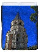 Medieval Bell Tower 2 Duvet Cover