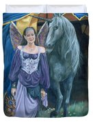 Medieval Fantasy Duvet Cover
